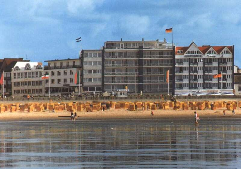 Cuxhaven_Hotel